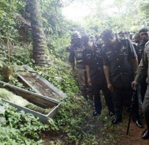 Nigeria Police Discover Bodies Of 41 Suspected Bandits In Zamfara