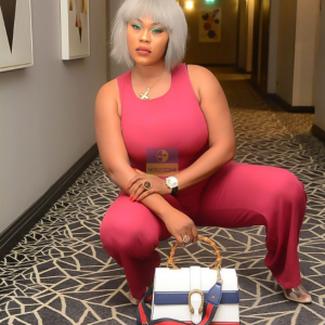 Actress Daniella Okeke Shows Off Her PVC, Hides Her Age