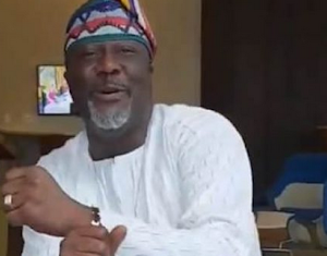 Watch Hilarious Video: Senator Dino Melaye Mocks APC, Declares PDP As His New Home