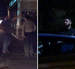 Uber Driver  Calls Drake A 'F**King Idiot' For Accidentally Dinging His Car