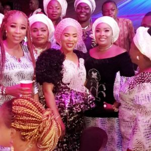 Photos Of  Laide Bakare, Ayo Adesanya, Mercy Aigbe, Bimbo Thomas Other Attend Faith Williams Mother Burial Ceremony
