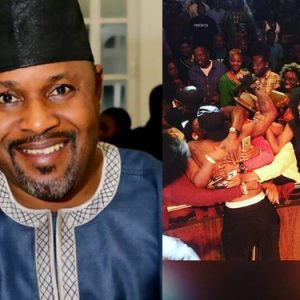 Saidi Balogun: Fans Are The Reason Why Celebrities Live Fake Life