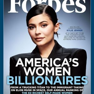 Kylie Jenner  Set To Become The Youngest Self-Made Billionaire