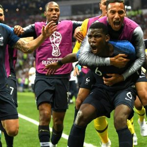 #2018 World Cup: France Are World Champions!