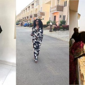 PHOTOS: Star Actress Genevieve Nnaji Completes Her Abuja Estate