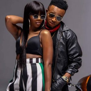 See Photos: Humblesmith & Tiwa Savage Collaborate For New Song 'Attracta'
