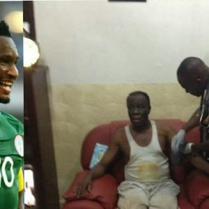 John Mikel Obi's Abducted Father Rescued By The Police…