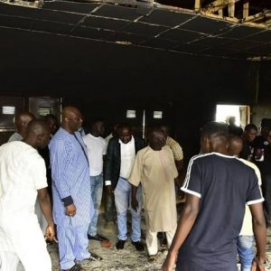 Senator Dino Melaye Reacts To Burnt Schools in Kogi