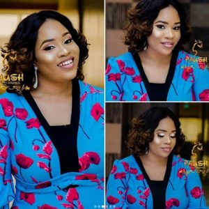 Actress Mosunmola Filani Releases Beautiful Photos As She Marks A Year Older