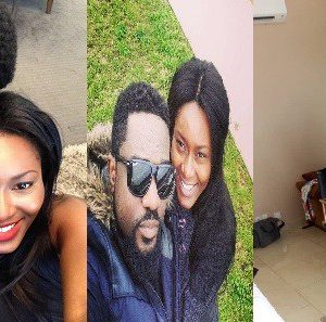 Sarkodie Finally Ties The Knot With Longtime Girlfriend Tracy