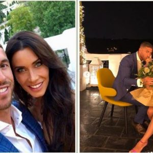 Sergio Ramos And 40-Year Old Baby Mama, Pilar Rubio Are Engaged After 3 Kids