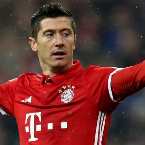 Robert Lewandowski To Leave Bayern Munich For Real Madrid