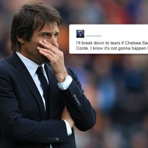 Antonio Conte Sacked By Chelsea Set To Replace With Maurizio Sarri
