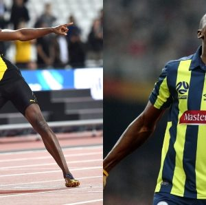 8-Time Gold Medalist Usain Bolt Set To Join Australian Soccer Team
