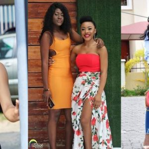 #BBNaija: Ifu Ennada Calls For Peace Between Cee-C And Alex After…
