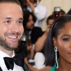 See How Alexis Ohanian Denied Divorce Rumor With Serena Williams