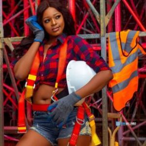 Reality Star, Ahneeka Celebrates 26th Birthday With Engineer Photo Shoot