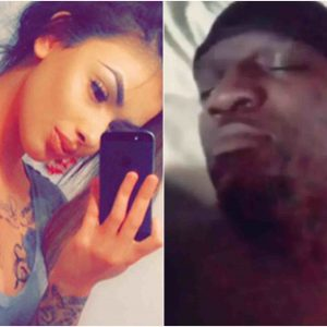 LEAKED: Akon Caught In Bed With An Instagram Model Who Sleeps With Rappers