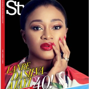 Lanre DaSilva At 40 Fabulous Photos Of Fashion Designer On The Cover Of ThisDay Style Magazine's