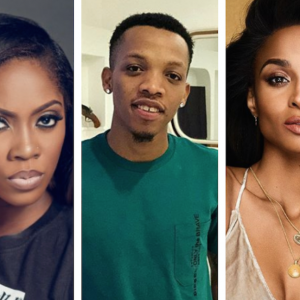Pop Singer Tiwa Savage, Angry With Tekno And Ciara's Blatant Rip Off Her Song