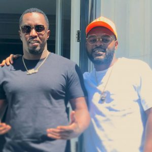 Photos: Falz And P. Diddy Pictured In California