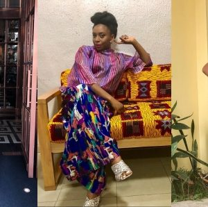 Chimamanda Adichie Gives Reason Why She Wears Made In Nigerian Designers