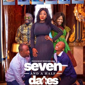 Mercy Johnson, Jim Iyke, Sola Sobowale, Toyin Abraham Star In 'Seven And A Half Dates'