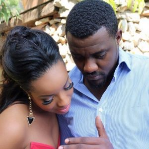 Ghanaian Actress, Joselyn Dumas Confirms Rumor That She Once Dated John Dumelo
