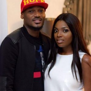 VIDEO: Annie Idibia Winds Her Waist Seductively For Her Hubby Tubaba As They Party Together