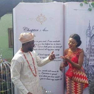 Becca, Ties The Knot With Her Nigerian Fiance, Tobi