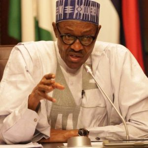 President Buhari Replies PDP from London On Plans To Impeach Senate President Saraki