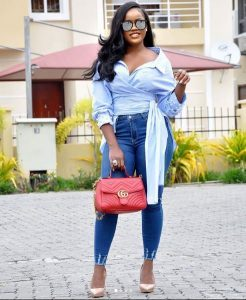 Reality Star Cee-c Declares Publicly 'I Am The Storm'