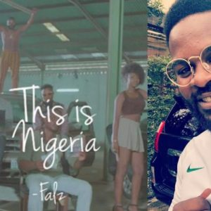 Singer Falz – I Might Sue NBC if Ban On 'This Is Nigeria' Is Not Lifted