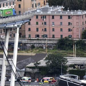 Death Toll Hits 35 In Italy Bridge Collapse, Blame Begins
