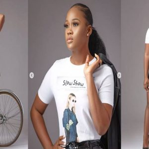 "Reality Star, Cee-C  -Tells Fans ""Embrace God"" As She Shows Off Her Stunning New Photos"