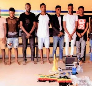 57 Suspected Homosexual Arrested In Lagos Granted Bail