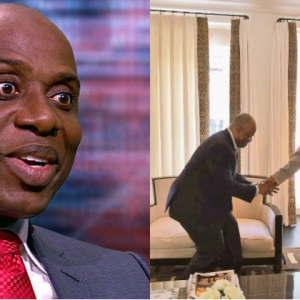 Amaechi Confirms Senator Godswill Akpabio Is About To Dump PDP For APC