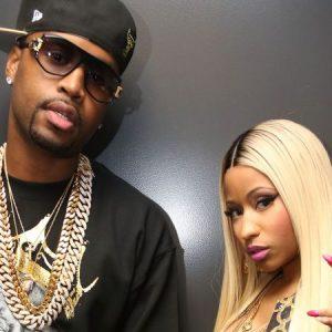 Pop Star Nicki Minaj And Her Ex Safaree Exchange Words on Twitter