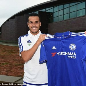 Chelsea: Pedro Signs One Year Contract Extension