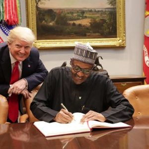President Trump Called Pres. Buhari Most Lifeless Person He's Ever Met…