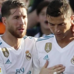 No One Is Above Real Madrid, Says Sergio Ramos Opposes Ronald