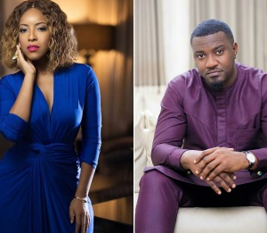 Ghanaian Actress Joselyn Dumas Denies Saying She Once Dated John Dumelo