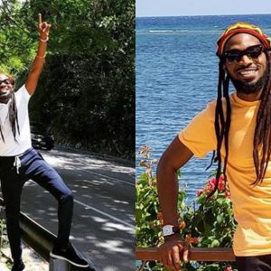 PHOTOS: D'banj Rocks Dreadlocks On Vacation In Jamaica