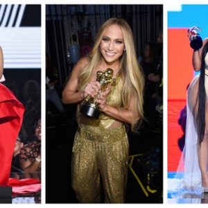 2018 MTV Video Music Awards: The Full List