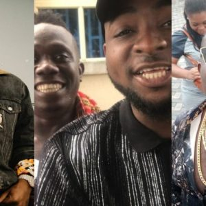 Why Duncan Mighty Bowed To Davido Manager In Port-Harcourt (VIDEO)