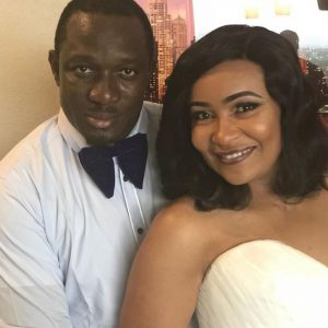 Photos: Actress Simeon Marry Popular Movie Director Taiwo Oduala In America