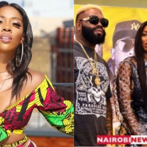 Singer Tiwa Savage Blasts Kenya Promoters Over Inadequacies