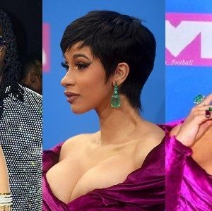 See Video: My Man Can't Leave Me Because No Woman Sucks D*ck Better Than Me, Says Cardi B