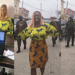 Angry Woman Narrates How DJ Cuppy Jumped The Queue To Collect Her PVC