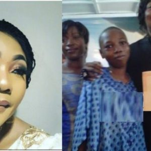 Enucharia Anunobi: Forget My Make-Up, It's Been Days, Nights Of Tears For My Dead Son